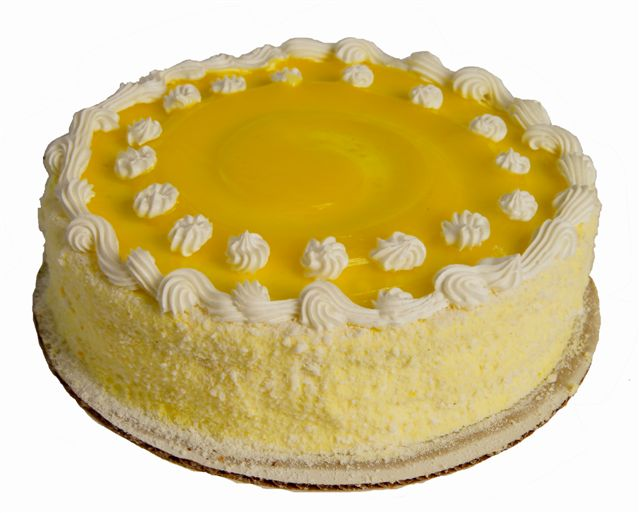 Lemon Cake is Delightful, Especially If Its Made with Real Lemon